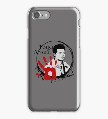 Touch of Angel iPhone Case/Skin