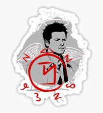 Castiel ♥ Sticker