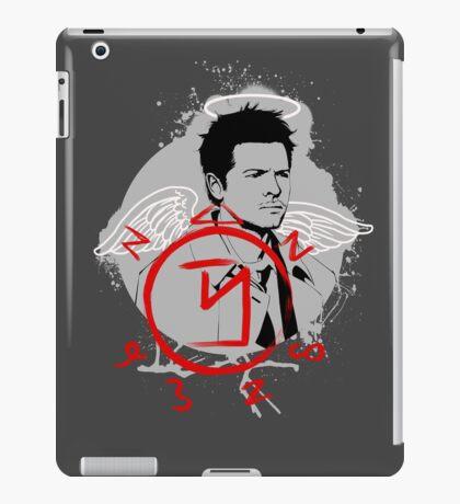 Castiel ♥ iPad Case/Skin