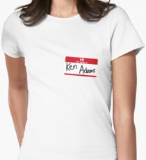 Ken Adams Women's Fitted T-Shirt