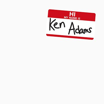 Ken Adams by iliketrees