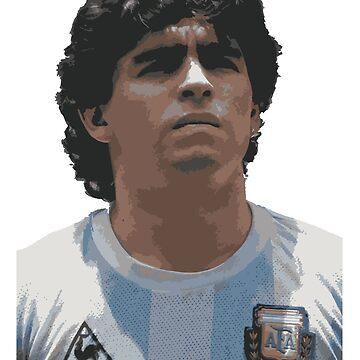 Diego Armando Maradona de okankokku