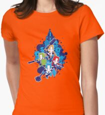 Crashers Women's Fitted T-Shirt