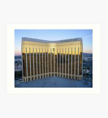 Mandalay Bay Resort and Casino Art Print
