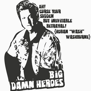 Big Damn Heroes: Wash by enigma630