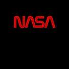 Vintage NASA 2 by Tasty Clothing