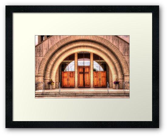 The Doors by John Velocci