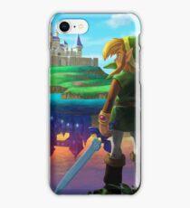 Zelda!! iPhone Case/Skin