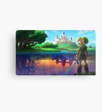 Zelda!! Metal Print