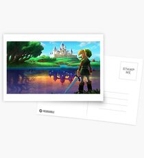 Zelda!! Postcards