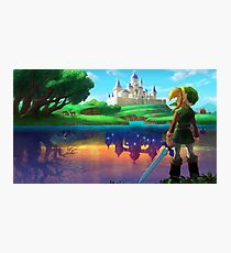 Zelda!! Photographic Print