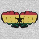 Ghana! (Standard) by D & M MORGAN