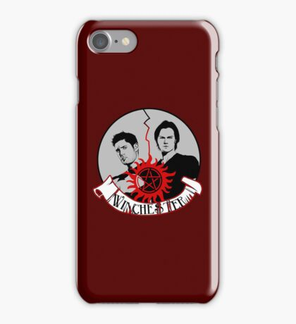 Winchester Brothers iPhone Case/Skin