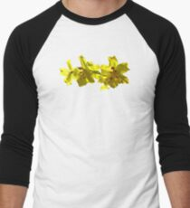 Backlit Yellow Orchids T-Shirt