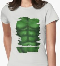 The Big Green Women's Fitted T-Shirt