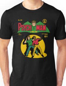 Psychman and Magic Head Unisex T-Shirt