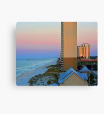 Panama City Beach, Florida USA Canvas Print