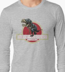 Walking With Dead Dinosaurs Long Sleeve T-Shirt