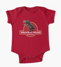 Walking With Dead Dinosaurs One Piece - Short Sleeve