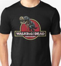 Walking With Dead Dinosaurs Unisex T-Shirt