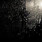 Nuclear rain - snowstorm by monkeycrumpet