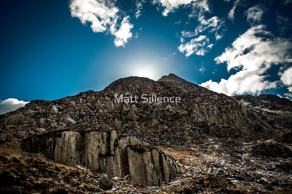 Sunshine over Snowdonia by Matt Sillence