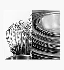 Kitchen Composite Photographic Print