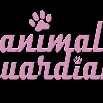 Tierwächter - Tierquälerei, Veganer, Aktivist, Missbrauch von fuxart