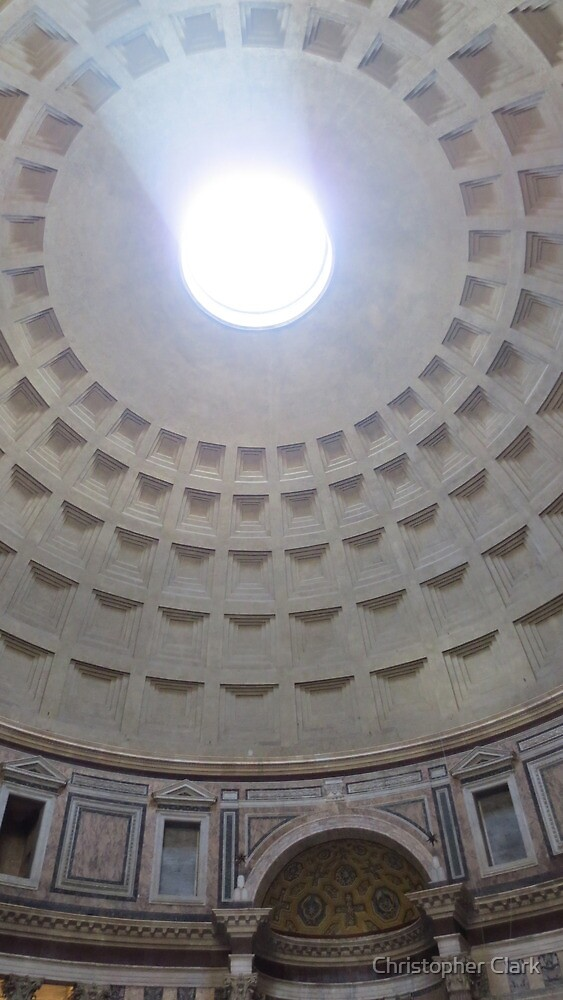 Pantheon. by Christopher Clark