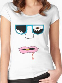 Facepunch  Women's Fitted Scoop T-Shirt