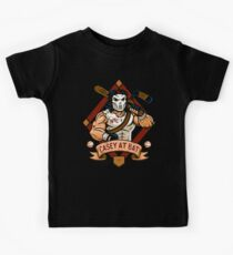 Casey at Bat Kids Tee
