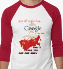 google Men's Baseball ¾ T-Shirt