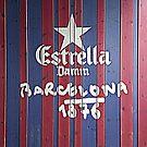 Estrella Barcelona  by Vin  Zzep