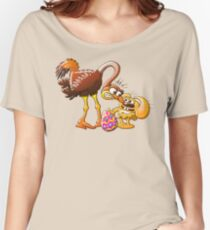 Ambitious Easter Bunny Women's Relaxed Fit T-Shirt