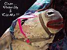""" Pucker Up "" by Gail Jones"