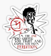 Castiel! Sticker