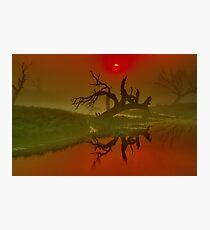 """Shroud Over Charlemont"" Photographic Print"