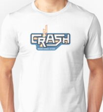 Crash - the Spectrum magazine Unisex T-Shirt