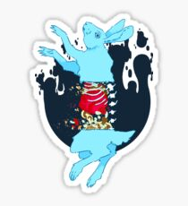 Rot Rabbit Sticker