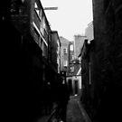 Alleyway by cheryfayre