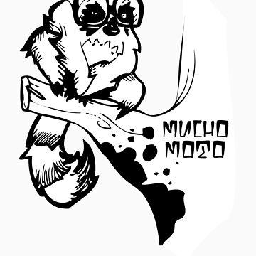 Hipster Lemur by Muchomoto