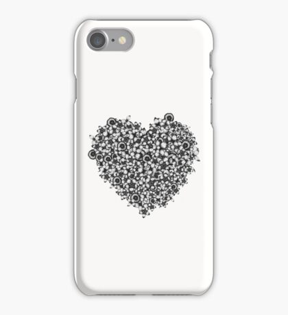 Hearts of Flowers iPhone Case/Skin