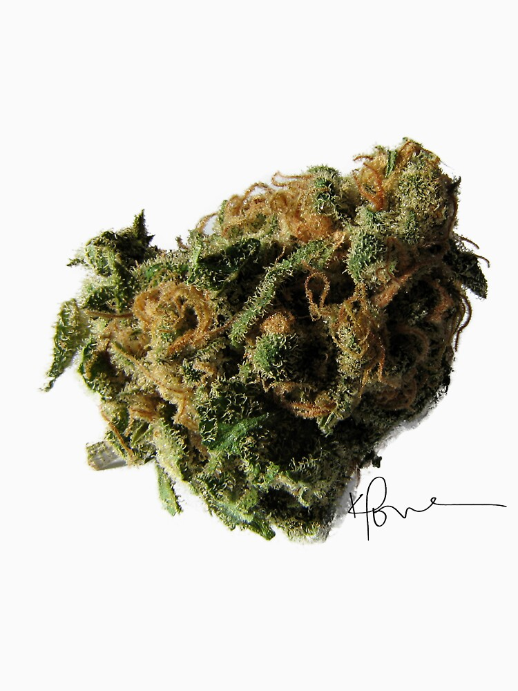 Marijuana Nugget by kennethlovee