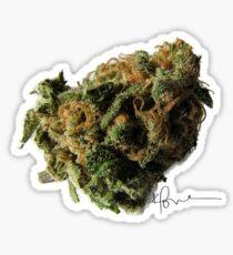 Marijuana Nugget Sticker