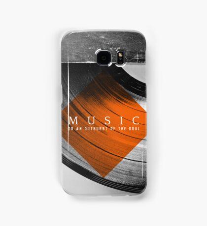 Outburst Samsung Galaxy Case/Skin