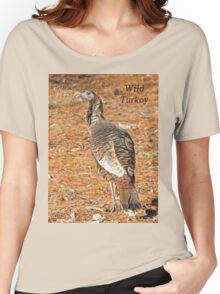 Wild Turkey Women's Relaxed Fit T-Shirt