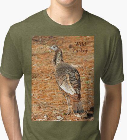 Wild Turkey Tri-blend T-Shirt