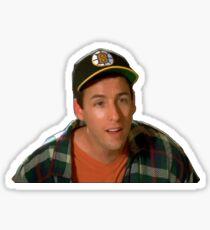 Happy Gilmore (Adam Sandler) Sticker