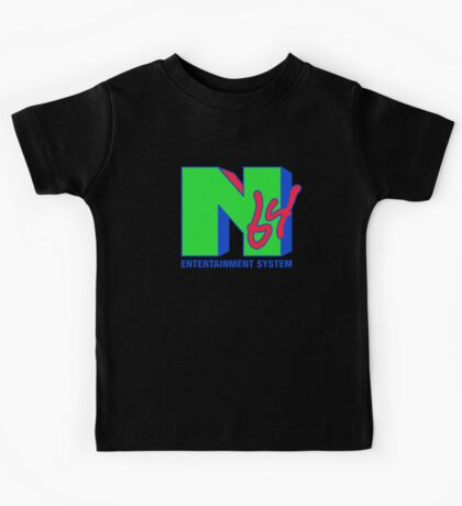 I WANT MY 64! Kids Clothes