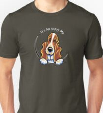 Basset Hound :: Its All About Me Unisex T-Shirt